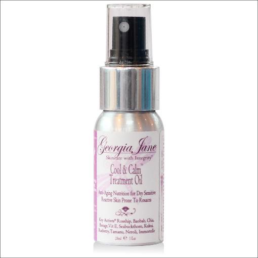 Cool & Calm Facial Treatment Oil