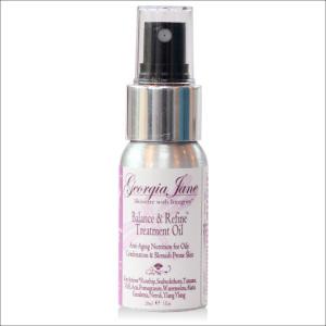 Balance & Refine Facial Treatment Oil