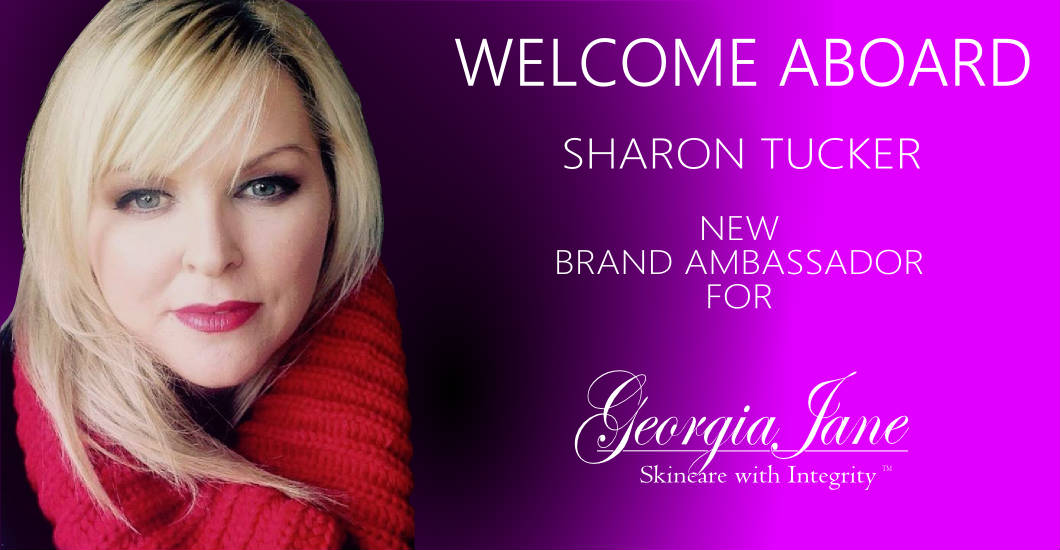 SHARON TUCKER BECOMES GJ'S FIRST BRAND AMBASSADOR